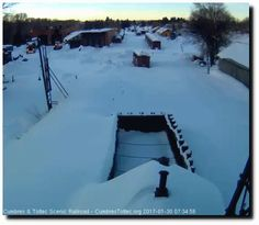 01/30/2017 -- Snowiest January In A Century At Chama, New Mexico   The Deplorable Climate Science Blog