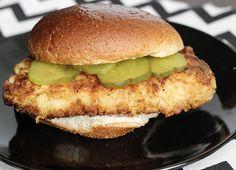 Recipe: Copycat Chick-Fil-A Sandwich