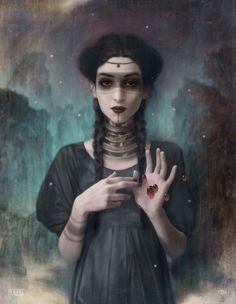 Dririmancy by TOM BAGSHAW