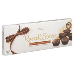 Russell Stover Chocolate Covered Nuts., 10 oz (284 g)
