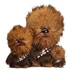 Star Wars Chewbacca Plush With Sound
