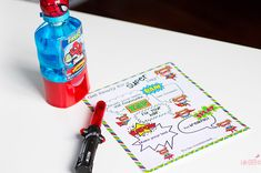 Do you have an aspiring superhero? This superhero morning routine printable is a great way to help with get ready in the morning. First Day Of School Activities, Activities For Kids, Morning Routine Printable, Montessori, Help Kids, Printables, Superhero, Chart, Children Activities
