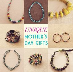 These are no ordinary pieces of jewelry. Find out why at http://biggerthanbeads.com/ and order in time for Mother's Day!