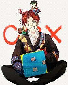 Exo Cbx #Chen #Baekhyun #Xiumin