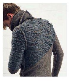 Menswear knitwear