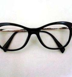 13665c43ef451 Armação para óculos de grau Prada original Oculos Prada Feminino