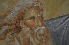 Illuminated Manuscript, Byzantine, Fresco, Christian, Face, Painting, Mosaics, Fresh, Painting Art