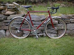 "JP's ""Silk Road Special""  Randonneur  w/shaved 650B Hetres"