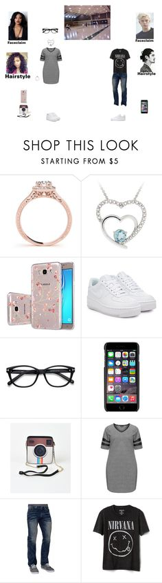 """Spring Break: Day Three (Chapter 23)"" by nerdyredd ❤ liked on Polyvore featuring Glitzy Rocks, Samsung, NIKE, Ace, Dolce&Gabbana, Zhenzi, Affliction and Gap"
