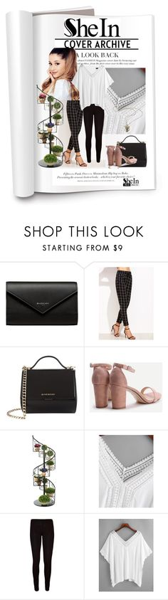 """sh"" by lifestyle-79 ❤ liked on Polyvore featuring Balenciaga, Givenchy, H&M and WearAll"