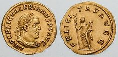 Valerian CAESAR PVBLIVS LICINIVS VALERIANVS AVGVSTVS Reign: October 253 AD – 260 AD Death: After 260 AD Captured in Battle of Edessa against Persians, died in captivity
