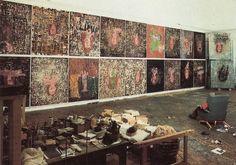 George Baselitz / Daniel Blau 1989