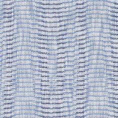 Fantastic stripe w lapis fabric by Duralee. Item DU15892-563. Low prices and free shipping on Duralee. Over 100,000 fabric patterns. Always first quality. Width 57 inches. Sold by the yard.