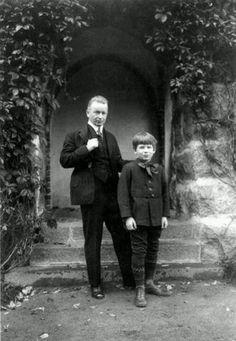 Eliel and Eero Saarinen