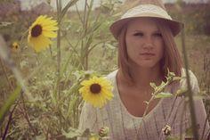 love taking pics in a field
