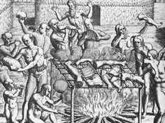 Canibalismo - Un día más culto