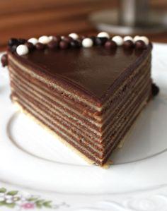 Esta tarta que hoy me he propuesto enseñaros, esta realizada sobre un bizcocho de chocolate y vainilla, horneado por capas, de ahítambién su nombre Bizco