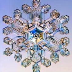 Dr. Emoto's work on water crystals