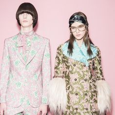 gucci are the latest brand to combine mens and womenswear into one show http://ift.tt/1qucbqx #iD #Fashion