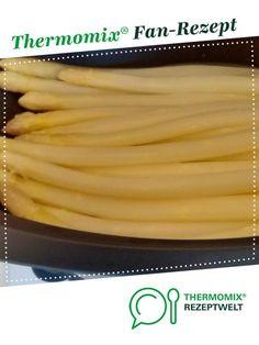 Spargel von knoepfchen79. Ein Thermomix ® Rezept aus der Kategorie Beilagen auf www.rezeptwelt.de, der Thermomix ® Community.