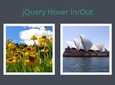 A basic jQuery based image rollover effect that allows to switch between two images inside a container as you hover in and out. Basic Image, In & Out, Container, Building, Buildings, Construction