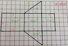 If you don't teach surface area this way try it. It is very critical for visual learners to see exactly what you mean when you are talking about the surface of an object.