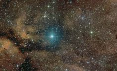 Costellazione del Cigno: La Stella Super Gigante Gamma Cygni - Cygnus Constellation: Supergiant Star Gamma Cygni