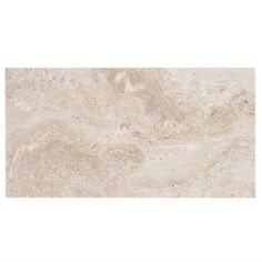 Mississippi Travertine Tile - 12in. x 24in. - 100067370 | Floor and Decor