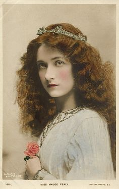 Maude Fealy - Rotary 198l   Flickr - Photo Sharing!