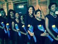 Welcome Eta Mu Chapter of SGRHO Fall 2015! Prance on!