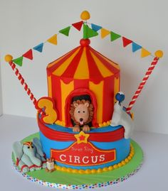This reminds me of my cake when I was 4