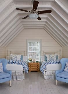 Lake Michigan Cottage: Charming Home Tour - Town & Country Living