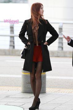 Im Yoona Airport Fashion @Incheon
