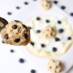 Gefrorene Cookie Dough Bällchen – Frozen Cookie Dough Balls