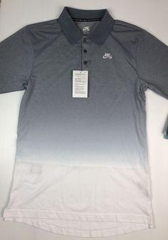 New Men s Nike SB Skateboarding DRI-FIT Polo Shirt Size S Small NWT  60  e2b8aa1529343