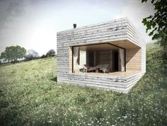 Windowless House : Cheshire Architects