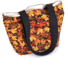 Autumn Leaves Tote Bag - pinned by pin4etsy.com