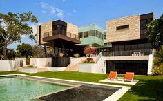Casa River Road / Hughes Umbanhowar Architects, Florida http://www.arquitexs.com/2014/08/casa-River-Road-arquitectura-contemporanea-Hughes-Umbanhowar-Architects.html