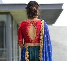 Are you searching for lehenga blouse designs? Cherish your elegance with the marvellous collections and suggestions of our best lehenga blouse design Blouse Designs Catalogue, Stylish Blouse Design, Blouse Back Neck Designs, Fancy Blouse Designs, Bridal Blouse Designs, Indian Blouse Designs, Dress Designs, Lehenga Blouse Designs Back, Blouse Lehenga