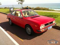 1977 LANCIA BETA great design lines