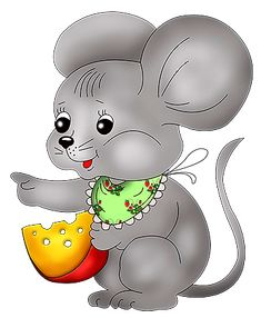 tubes souris - Page 5 Cartoon Images, Cute Cartoon, Cartoon Mignon, Painting & Drawing, Baby Animals, Cute Animals, Art Mignon, Cute Mouse, Cute Clipart