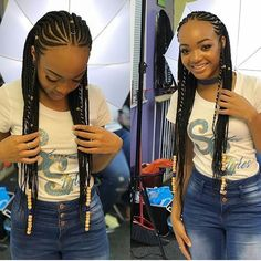 "2,478 Likes, 8 Comments - 4cHairChicks (@4chairchicks) on Instagram: ""#4cHCStyleFiles: Braids by @slaylee"""