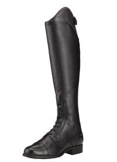 71a5e190d75b Ariat® Womens Heritage Ellipse Ostrich Print Boots - Black