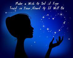 Make a #Wish & Set it Free #Trust in Your #Heart & It Will #Be  AndEl   ᏝᎧᏉᏋ - http://ift.tt/1oNRVdq