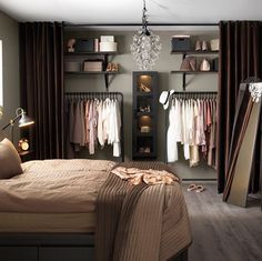 Best 25+ Closet door alternative ideas on Pinterest ...