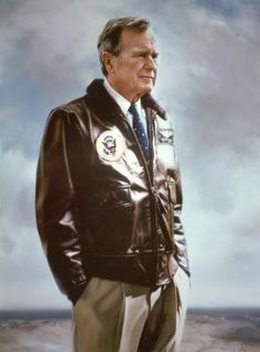 George H. W. Bush: 41st President of the United States (1989-1993) Born: June 12, 1924 Died: -