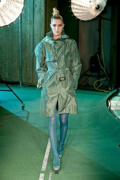 Jean Paul Gaultier at Paris Fashion Week Fall 2014 - Runway Photos