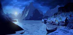 Visual Development for Frozen