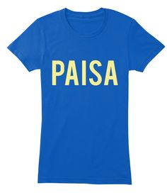 This Paisa t shirt is awesome... Medellín, Colombia