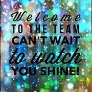 Welcome to all my new team members! I'm so excited to help you reach your gals in working from home and get yourself on your way to freedom!! Let's do this!